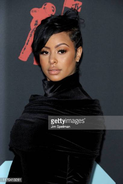 Alexis Skyy attends the 2019 MTV Video Music Awards at Prudential Center on August 26 2019 in Newark New Jersey