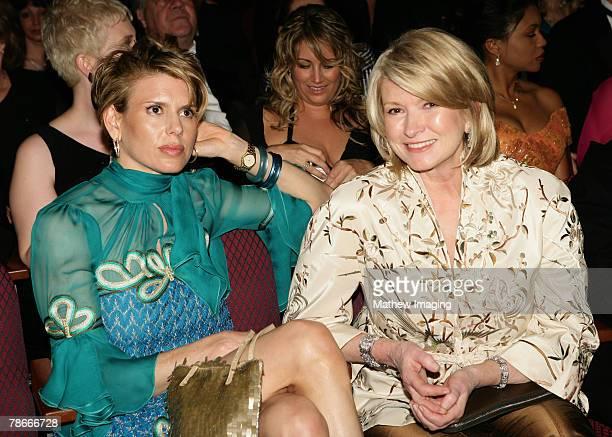 Alexis Stewart and Martha Stewart *EXCLUSIVE*