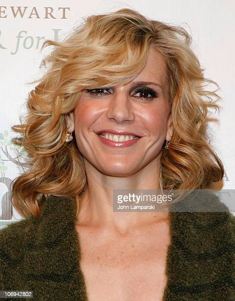 Alexis Stewart attends the 3rd Annual Martha Stewart Center for Living at Mount Sinai Gala at Martha Stewart Living Omnimedia on November 17 2010 in...