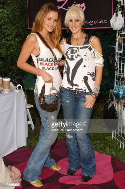 Alexis Thorpe at Cuffs by Linz during Silver Spoon Hollywood Buffet Day 1 at Private Residence in Beverly Hills California United States Photo by...