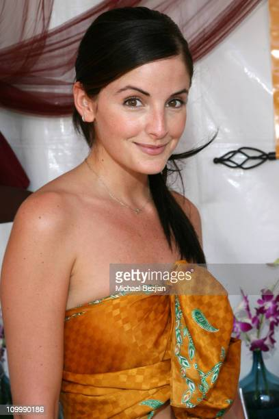 Alexis Thorpe at Henry III Generation during Henry III Generation at 2006 Silver Spoon Emmy Suite Day 2 at Wattles Mansion in Los Angeles California...