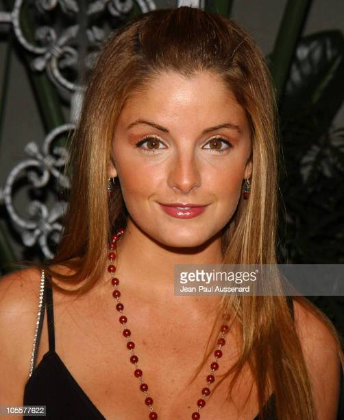 Alexis Thorpe during 19th Annual Soap Opera Digest Awards Reception Arrivals at White Lotus in Hollywood California United States