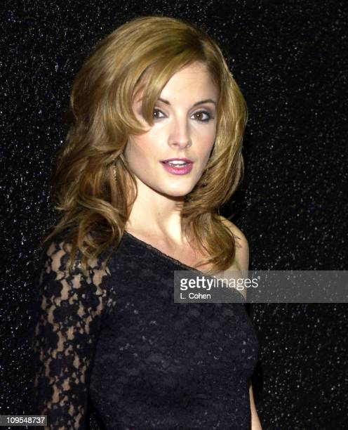 Alexis Thorpe during Deep Nightclub's TwoYear Anniversary Party at Deep in Hollywood California United States