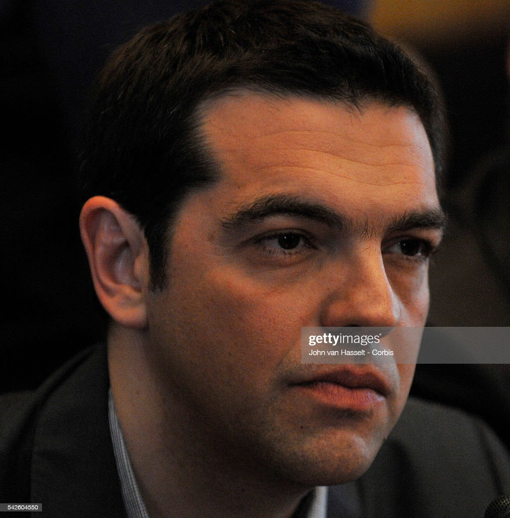left wing leader alexis tsipras - HD1007×1024
