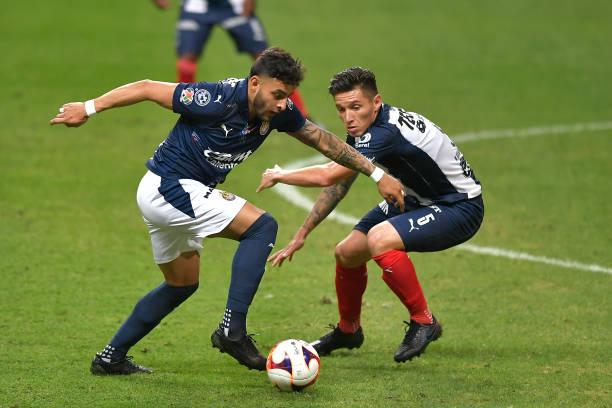 MEX: Monterrey v Chivas - Torneo Guard1anes 2021 Liga MX