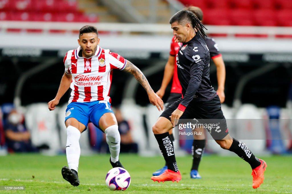 Chivas v Atlas - Torneo Guard1anes 2020 Liga MX : News Photo