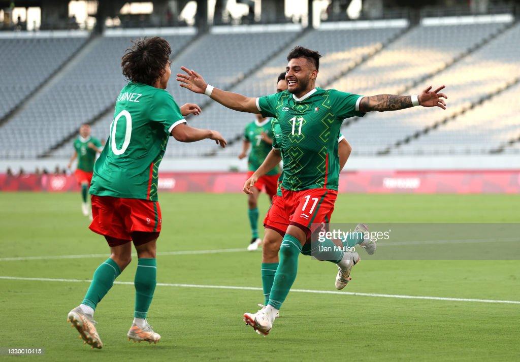 Mexico v France: Men's Football - Olympics: Day -1 : News Photo