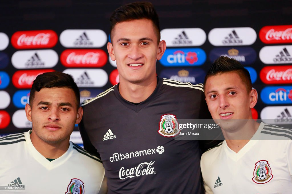MEX: Mexico National Team Press Conference