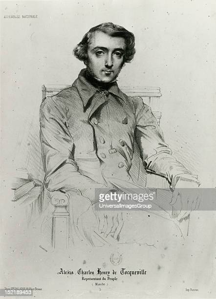 AlexisCharlesHenri Clerel de Tocqueville was a French political thinker and historian best known for his Democracy in America