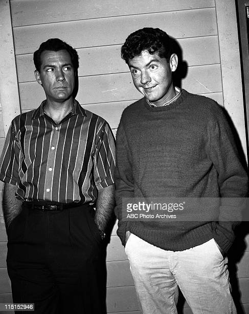SHOW 'Alex's Twin' BehindtheScenes Coverage Airdate October 27 1960 CARL