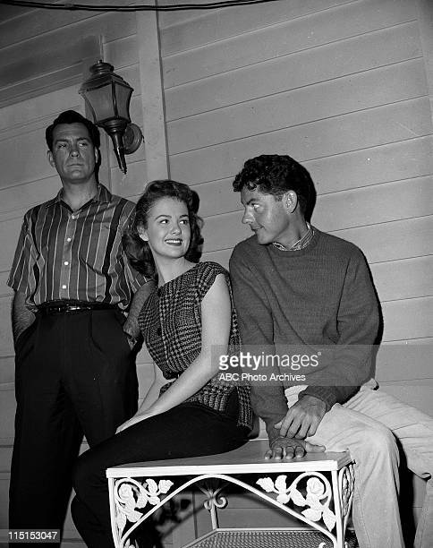 SHOW Alex's Twin BehindtheScenes Coverage Airdate October 27 1960 CARL