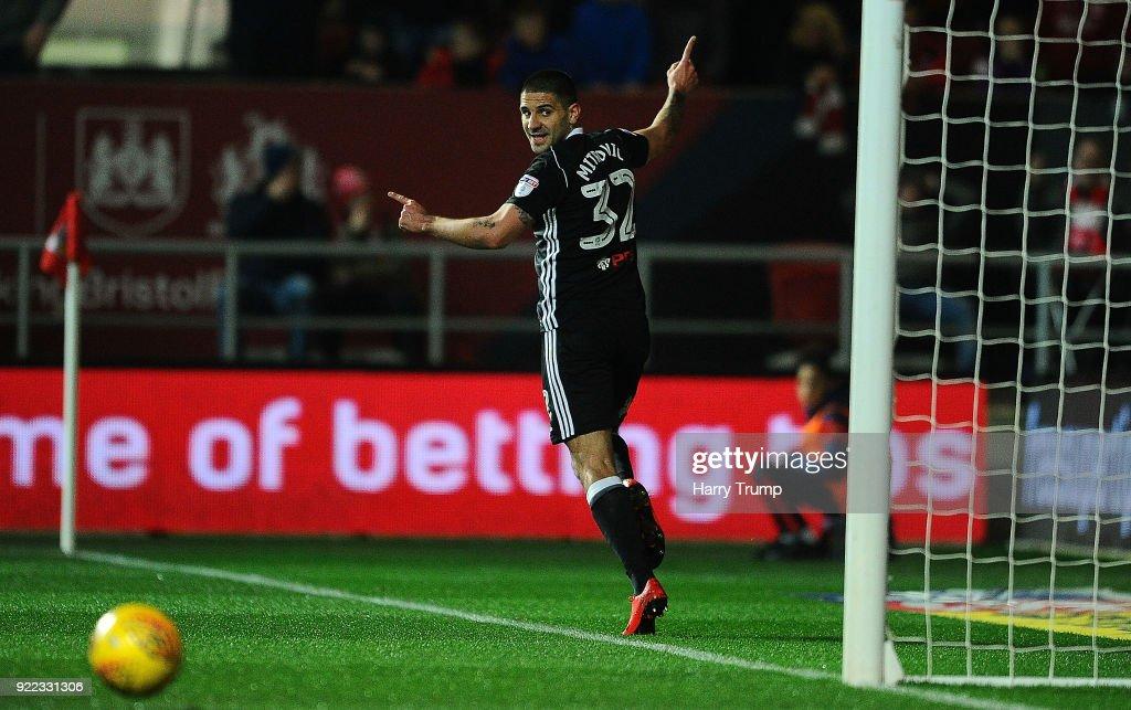 Bristol City v Fulham - Sky Bet Championship : News Photo