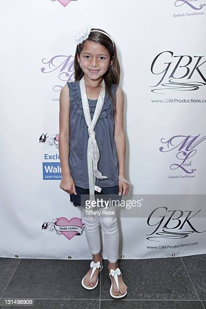 Alexys Nycole Sanchez attends the GBK Gift Lounge In Honor Of The MTV Movie Awards at SLS Hotel on June 3 2011 in Beverly Hills California