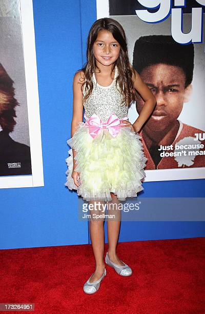 Alexys Nycole Sanchez attends the 'Grown Ups 2' New York Premiere at AMC Lincoln Square Theater on July 10 2013 in New York City