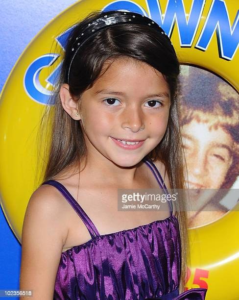 Alexys Nycole Sanchez attends the premiere of 'Grown Ups' at the Ziegfeld Theatre on June 23 2010 in New York City