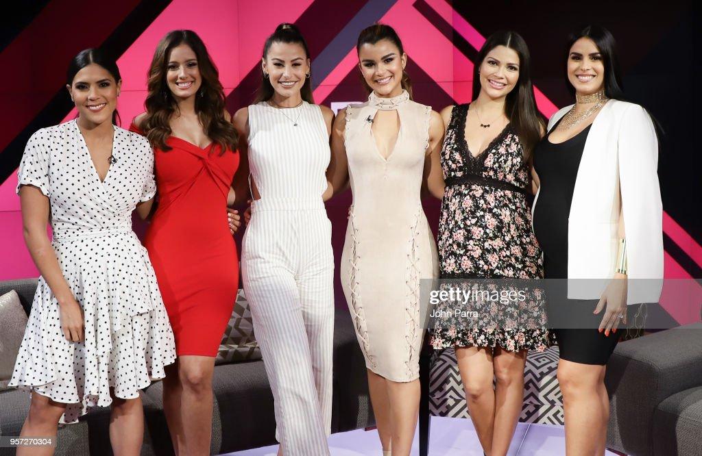 Facebook Live: Nuestra Belleza Latina 2018
