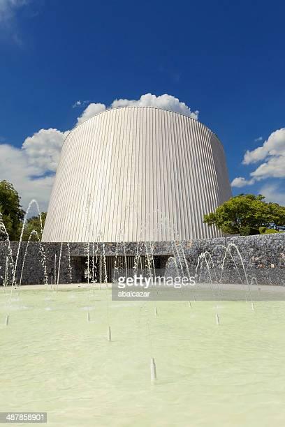 Alfa Planetarium in Monterrey, Mexiko