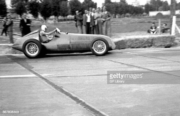 Alfa Romeo 158 Italian GP Sempione Park 1947