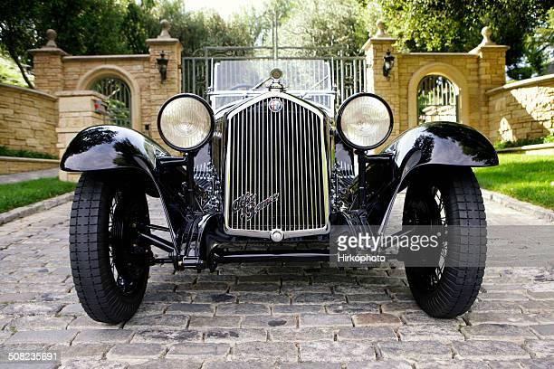 alfa romeo 1750 cc zagato - 1920 1929 fotografías e imágenes de stock