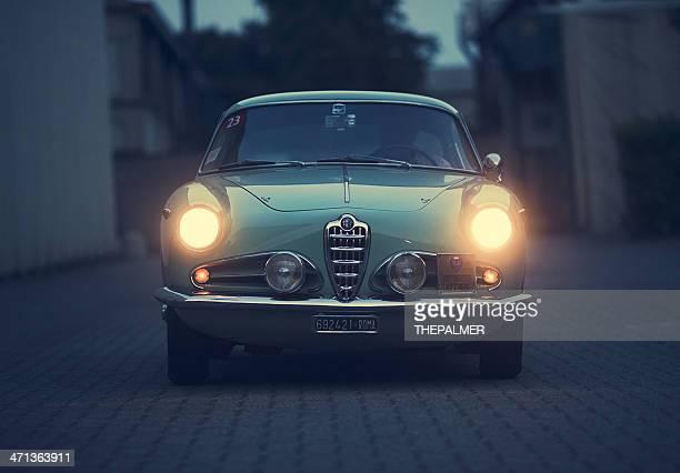 1957 アルファロメオ 1900 SS