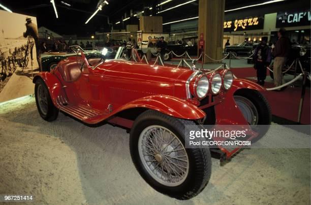 Alfa Romeo 1932 8 C 2300 spider