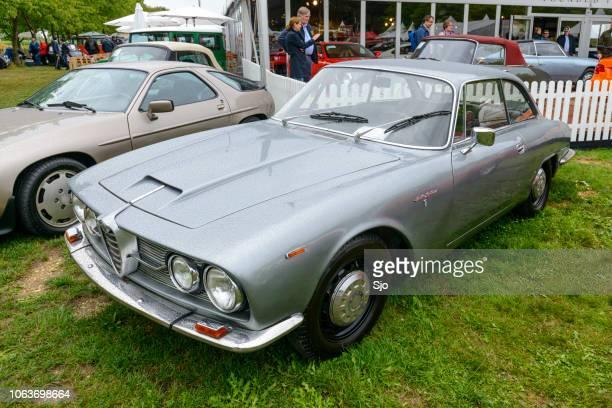Alfa Romeo 2600 Bertone Sprint Coupe  classic car