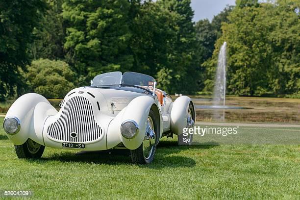 1931 アルファロメオ 6 C 1750 グランスポーツ Aprile クモ Corsa
