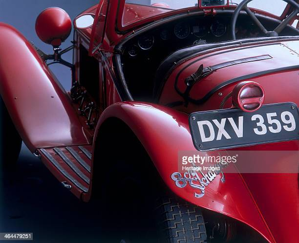 Alfa Romeo 8C 2300 Corto These cars competed with great success in many motor racing events in the 1930s