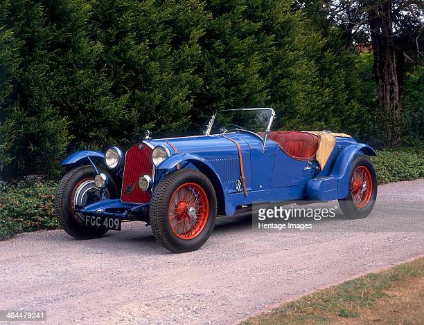 Alfa Romeo 8C 2300 These cars competed with great success in many motor racing events in the 1930s