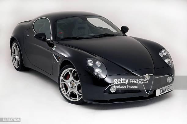 Alfa Romeo 8C Competizione. Artist Unknown.