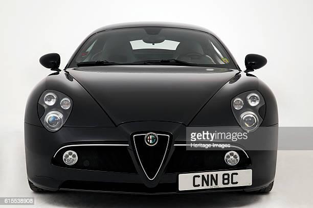 Alfa Romeo 8C Competizione Artist Unknown