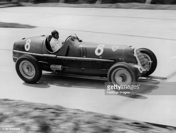 Alfa Romeo 8C GP, Nuvolari 1935. Creator: Unknown.
