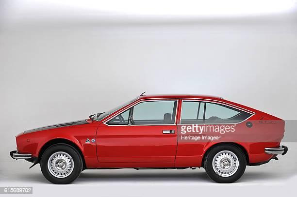 Alfa Romeo Alfetta GTV Artist Unknown