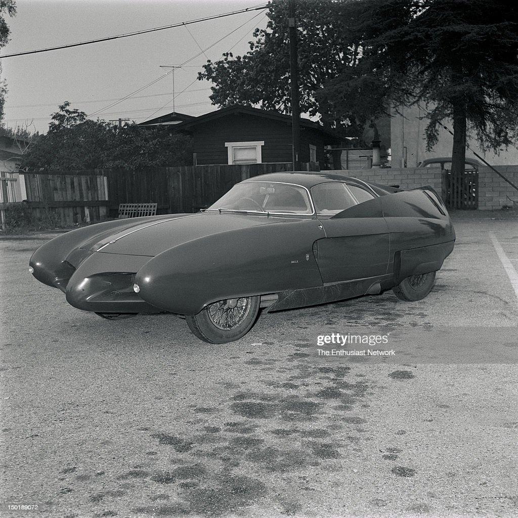 1954 Alfa Romeo BAT 7 Concept Car... Pictures | Getty Images