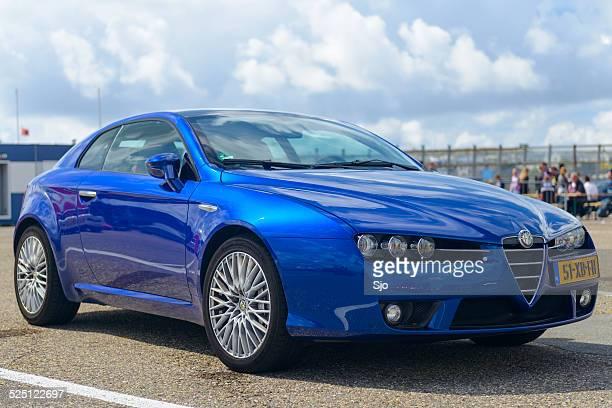 Alfa Romeo Brera coupe car Vista frontal