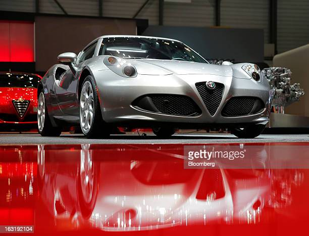 alfa romeo c4 stock photos and pictures getty images. Black Bedroom Furniture Sets. Home Design Ideas