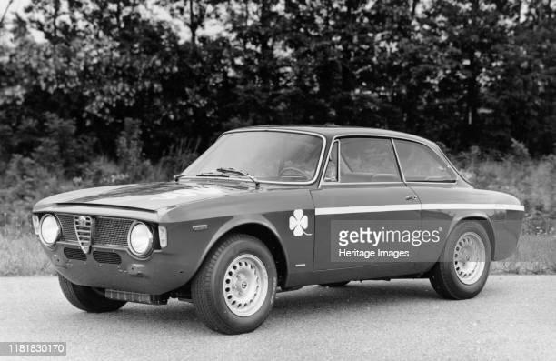 Alfa Romeo Giulia GTA. Creator: Unknown.