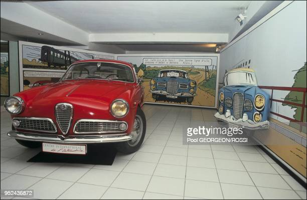 alfa romeo giulietta sprint veloce stock photos and