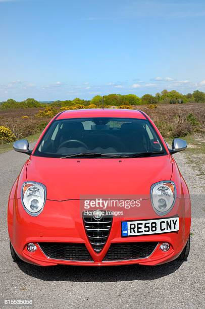 Alfa Romeo MiTo Artist Unknown