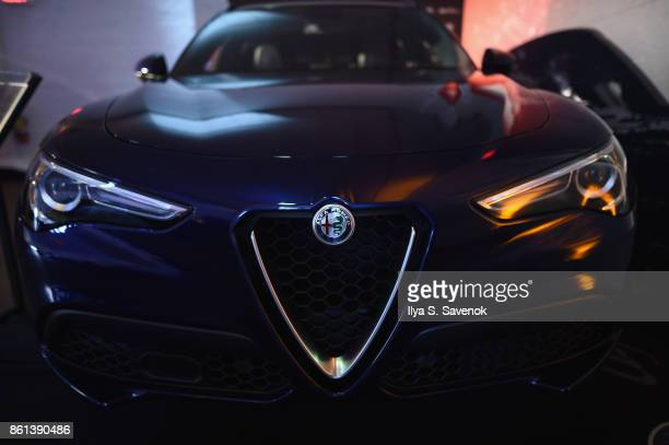 Alfa Romeo on display at the Food Network Cooking Channel New York City Wine Food Festival Presented By CocaCola Alfa Romeo presents Italian Harvest...