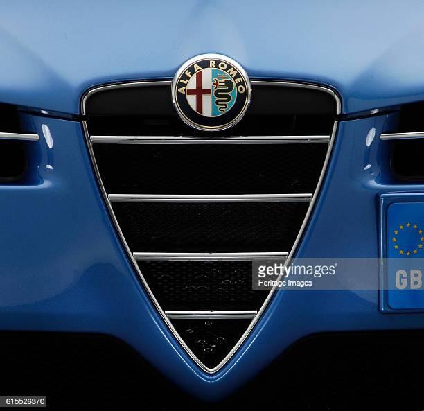 Alfa Romeo Spider Artist Unknown