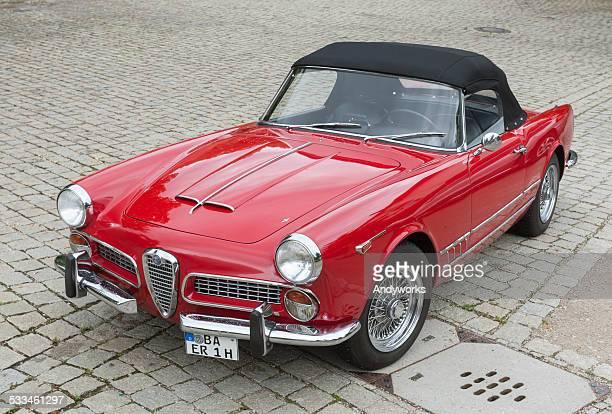 Alfa Romeo Aranha clássico Carro