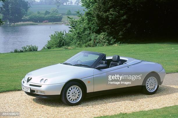 Alfa Romeo Spider twin spark 16v 2000