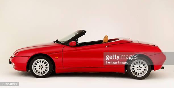 Alfa Romeo Spyder Artist Unknown