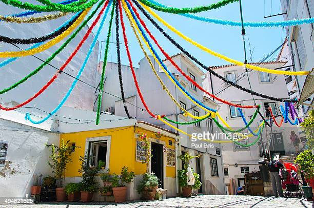 Alfama The oldest district of Lisbon