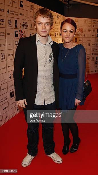 Alfie Allen and Jaime Winstone attend the British Independent Film Awards at the Old Billingsgate Market on November 30 2008 in London England