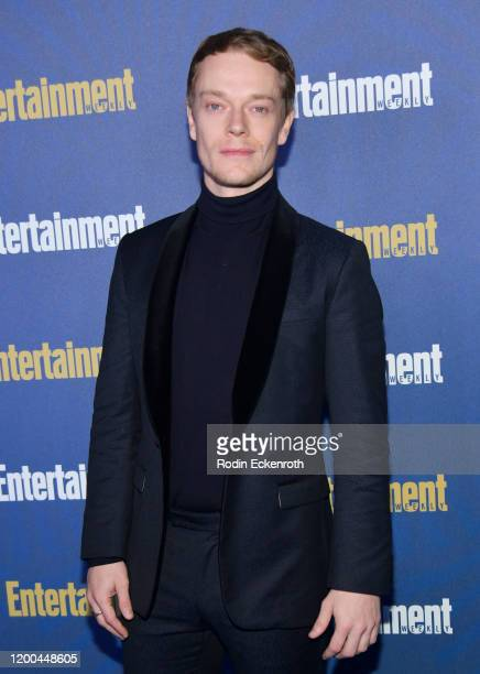 Alfie Allen attends Entertainment Weekly Pre-SAG Celebration at Chateau Marmont on January 18, 2020 in Los Angeles, California.