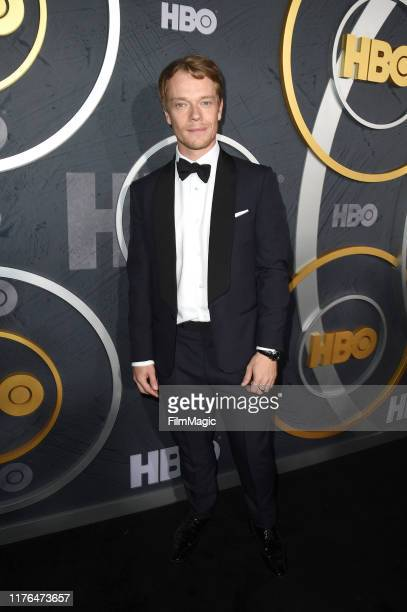 Alfie Allen attends HBO's Official 2019 Emmy After Party on September 22, 2019 in Los Angeles, California.