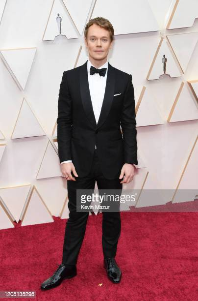 Alfie Allen attends the 92nd Annual Academy Awards at Hollywood and Highland on February 09, 2020 in Hollywood, California.