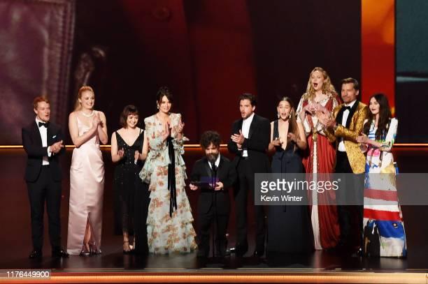 Alfie Allen, Sophie Turner, Maisie Williams, Lena Headey, Peter Dinklage, Kit Harington, Emilia Clarke, Gwendoline Christie, Nikolaj Coster-Waldau,...